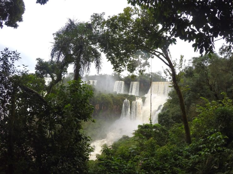 Iguazu Falls, Argentinean National Park